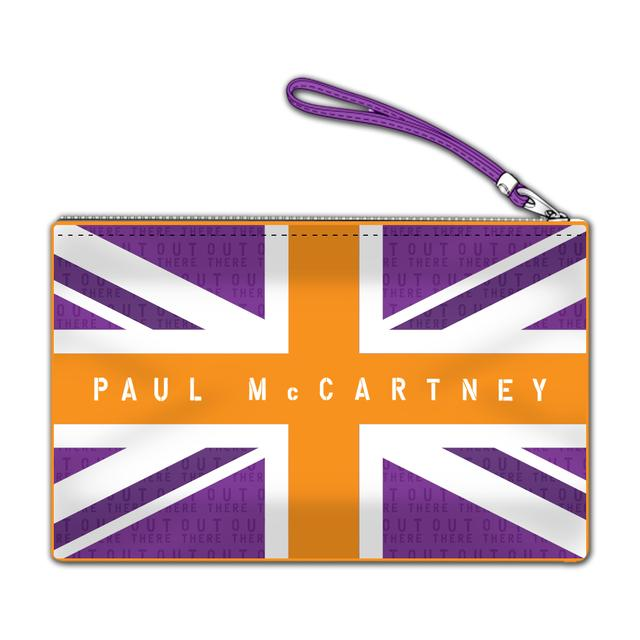 Paul McCartney Complimentary Cosmetic Bag