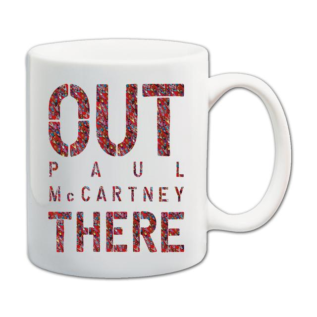 Paul McCartney The Wave Coffee Mug