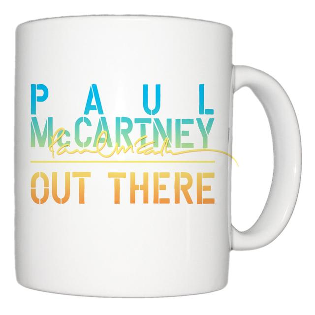 Paul McCartney Out There Sunrise Coffee Mug