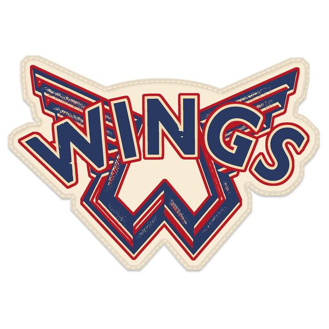 Paul McCartney Wings Patch