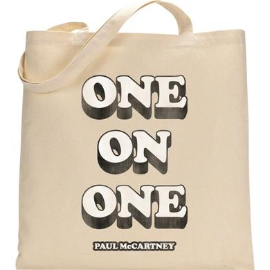 Paul Mccartney One Dimension Tote