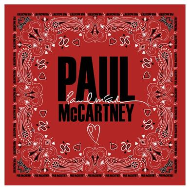 Paul McCartney Square Dance Bandana