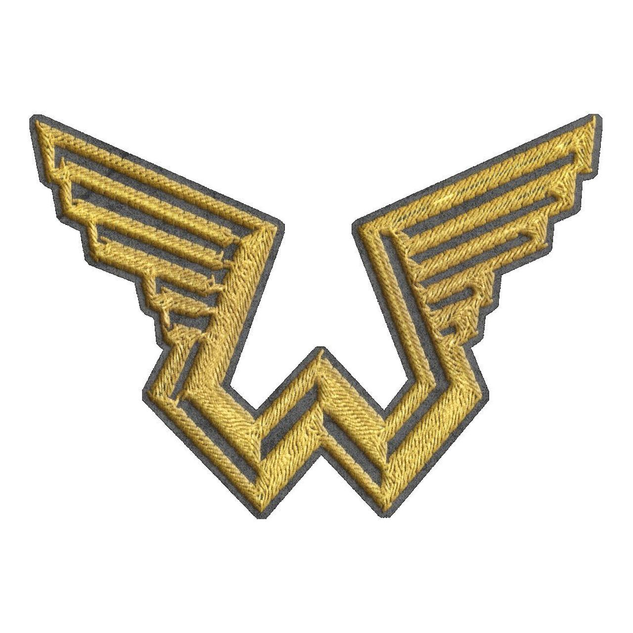 Paul McCartney Wings Collector Patch Hover To Zoom