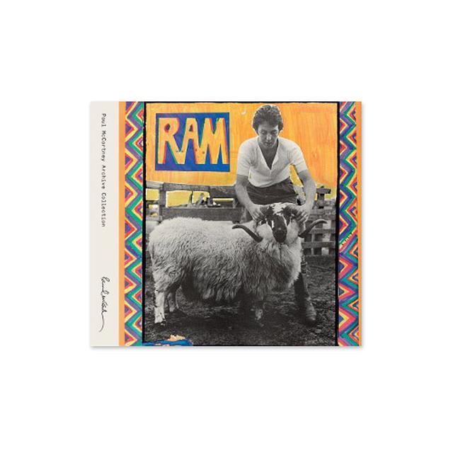 paul mccartney ram album remastered