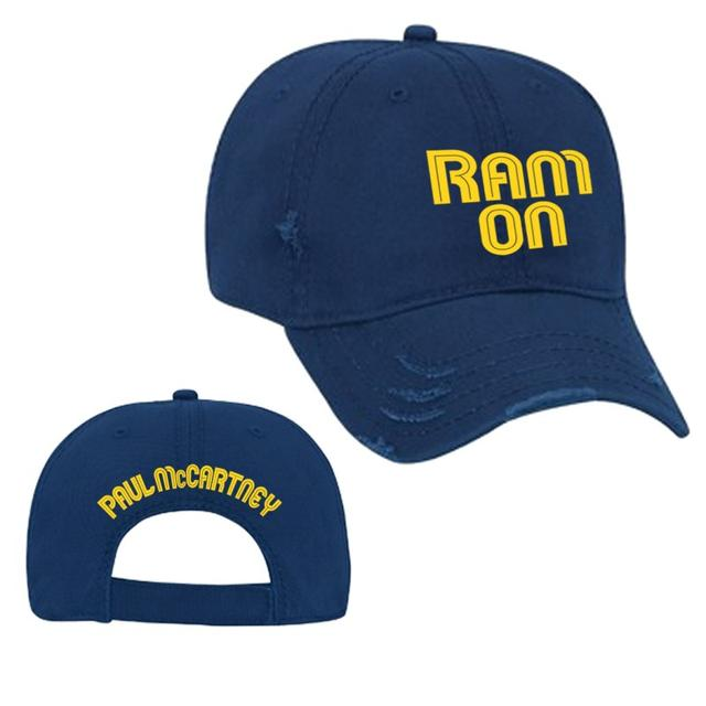 Paul McCartney Ram On Hat
