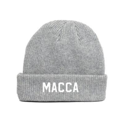 Paul Mccartney Macca Grey Beanie