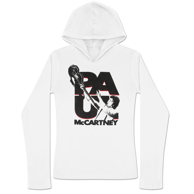 Paul McCartney Rise Up Hoodie