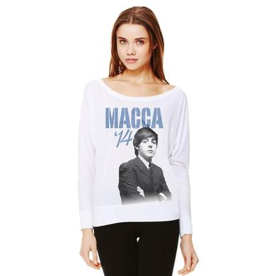 Paul McCartney Mix Macca Girls Sweater