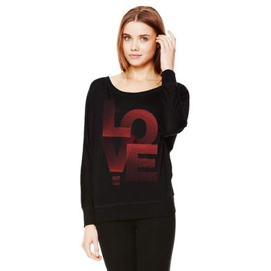 Paul McCartney Love Lines Girls Pullover