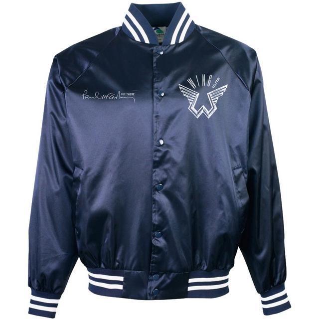 Paul Mccartney Vintage Crew Jacket
