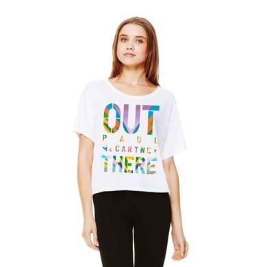 Paul McCartney Piano Magic Girls T-Shirt