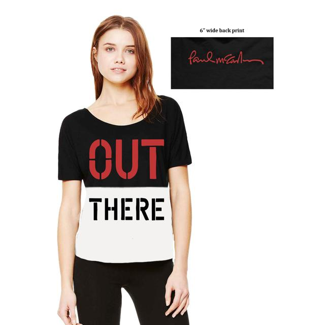 Paul McCartney Out There Divide Girls T-Shirt