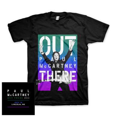 Paul McCartney Twilight Event Lincoln T-Shirt