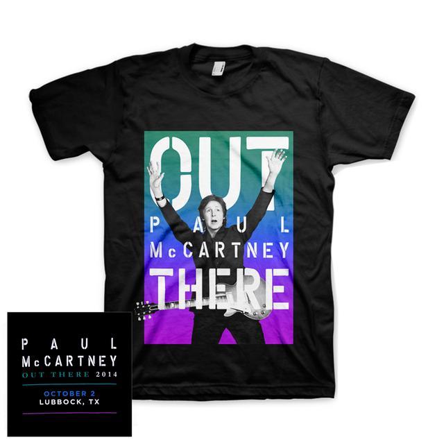 Paul McCartney Twilight Event Lubbock T-Shirt