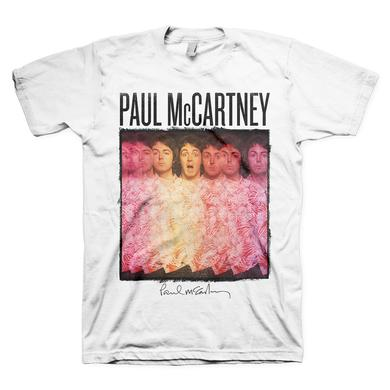 Paul McCartney Multiple Exposures Tee