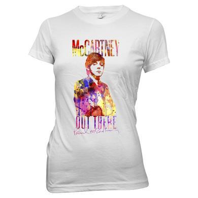 Paul McCartney Canvas Girls T-Shirt