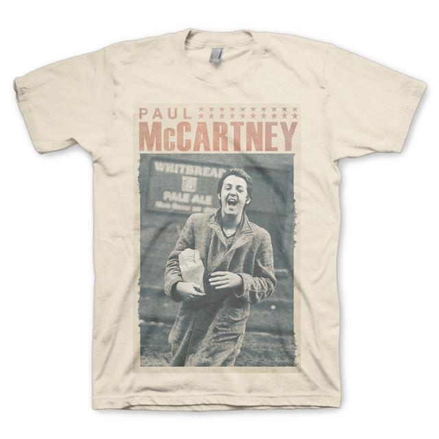 Paul Mccartney Good News Tee