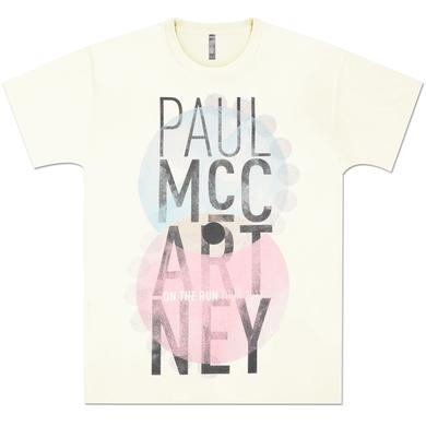 Paul McCartney Color Lens T-Shirt