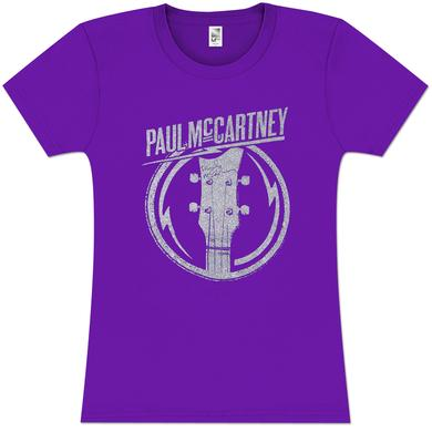 Paul McCartney Headstock Babydoll