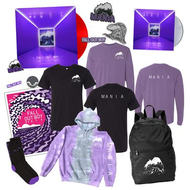 Fall Out Boy M A  N   I    A  Bundle