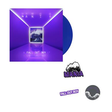 Fall Out Boy Best Deal Vinyl Bundle w/ Pins