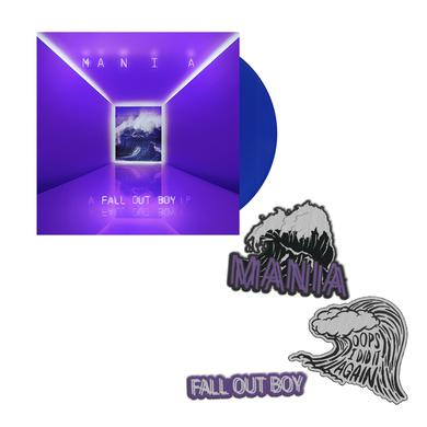 Fall Out Boy Best Deal Vinyl Bundle w/ Patches