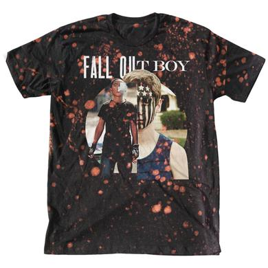 Fall Out Boy Save Rock Beauty Psycho Tee