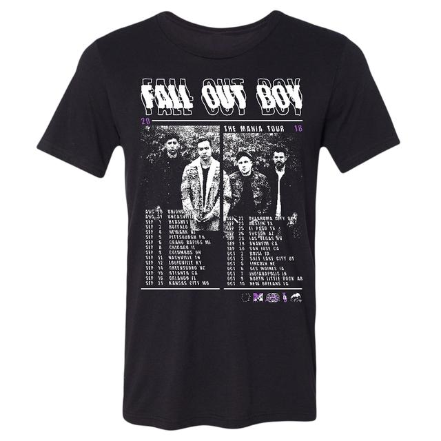 Fall Out Boy Headline Tour Tee