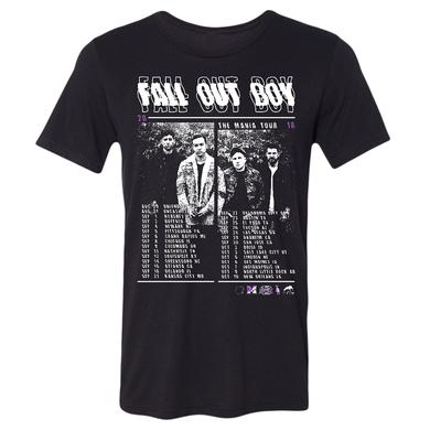 Fall Out Boy Headline Tour Tee