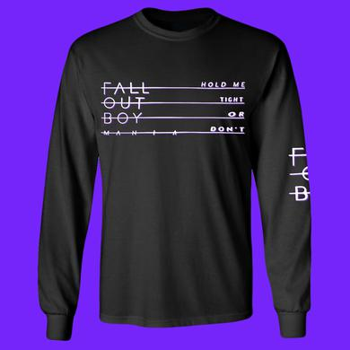 Fall Out Boy Hold Me Tight Longsleeve