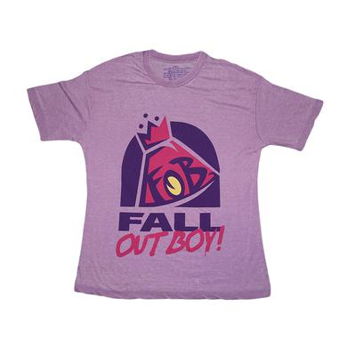 Fall Out Boy Ladies Bell Tee