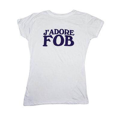 Fall Out Boy J'adore Tee