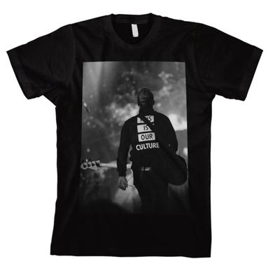 Fall Out Boy Pete Live Black Tee