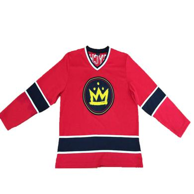 Fall Out Boy Hockey Jersey