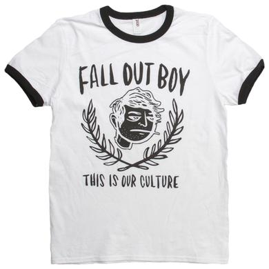 Fall Out Boy Apathy Ringer Tee