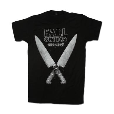 Fall Out Boy Dual Knives Tee