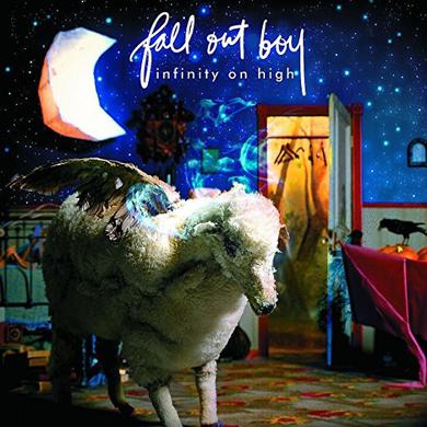 Fall Out Boy Infinity On High 2LP Vinyl