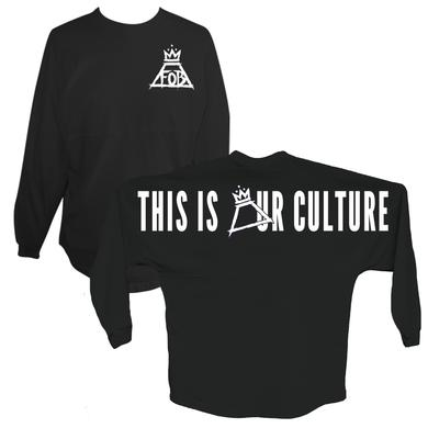 Fall Out Boy Ladies Culture Spirit Jersey