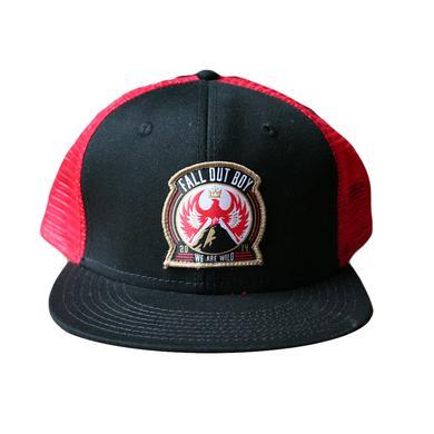 Fall Out Boy Wild Trucker Hat
