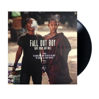 "Fall Out Boy Save Rock And Roll 10"" Vinyl"