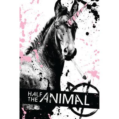 Half the Animal Signed Poster - Unicorn