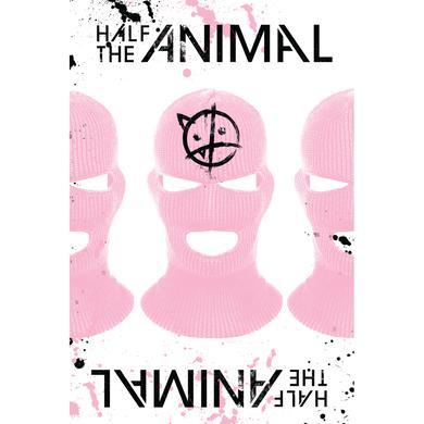 Half the Animal Signed Poster - Masks