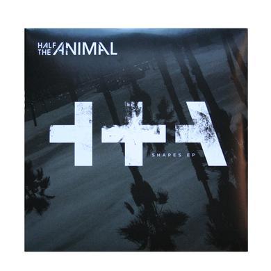 Half the Animal Shapes Vinyl EP