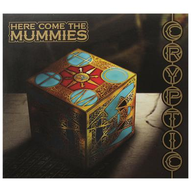 Here Come the Mummies Cryptic CD