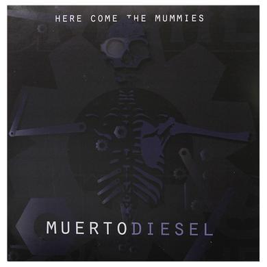 Here Come the Mummies Muerto Diesel CD