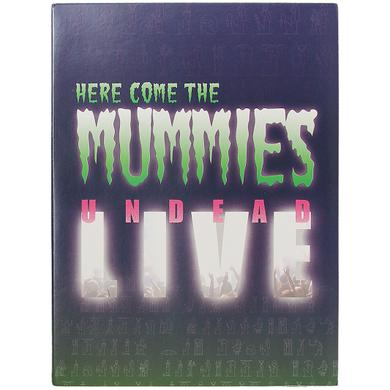 Here Come the Mummies Undead Live DVD