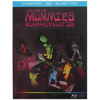 Here Come the Mummies Rejuvannihilation DVD