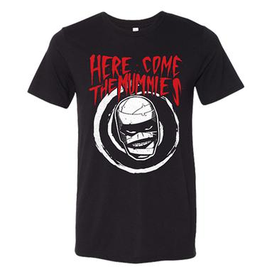 Here Come the Mummies Spiral Tee