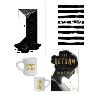 Lacey Sturm The Return Bundle 1 - Book + Journal + Mug + Art Print