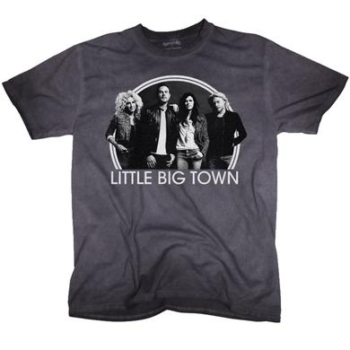 Little Big Town Photo Grey Tee